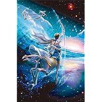 スターリーテイルズ the Zodiac by KAGAYA 1000ピース サジタリウス -射手座-【光るパズル】 (50cm×75cm、対応パネルNo.10)