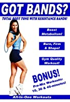 Got Bands? Resistance Bands for Total Body Tone