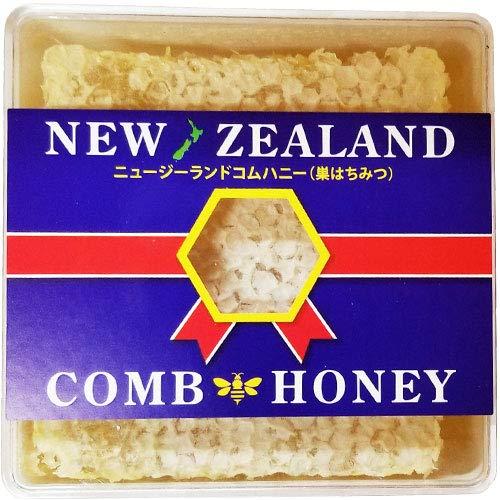 ニュージーランド産コムハニー(巣蜜)340g