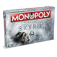 Skyrim Monopoly Board Game (輸入版)