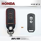 【2M2】適用 ホンダ 本田 2017 HONDA X-ADV 手作り本革 キーケース (001)