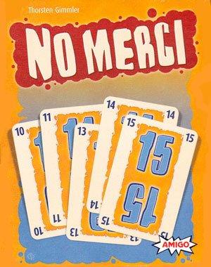 ノーサンキュー (ゲシェンク / ノンメルシー) (No Merci) カードゲーム
