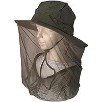 EBISSY 虫除けネット付き帽子 【 虫よけ 日よけ ガーデニングハット 】 紫外線対策 防虫 帽子/園芸 農作業 アウトドア