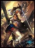 きゃらスリーブコレクション マットシリーズ Shadowverse「スカイセイバー・リーシャ」(No.MT683)