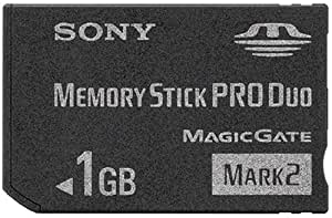 SONY メモリースティック Pro Duo Mark2 1GB MS-MT1G