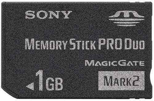 SONY メモリースティック Pro Duo Mark2 1GB MS-MT1G