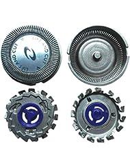Xinvision 置換 シェーバー かみそり 頭 刃 for Philips HQ30 HQ40 HQ56 PQ182 PQ202 YS500