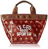 [ルコックスポルティフゴルフ] Le coc sportif Golf ポーチ QQL7200 R459 ((R459)レッド)