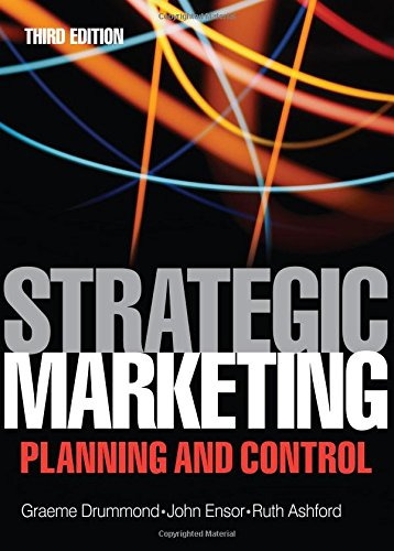 Download Strategic Marketing Planning and Control 075068271X