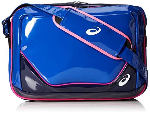 [アシックス] スポーツバッグ エナメルショルダーバッグ26 アシックスブルー One Size