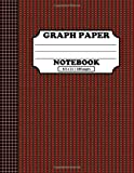 Graph Paper Notebook 8.5 x 11 | 100 pages: Graph Paper Composition Notebook Grid Paper Journal|Cool Math Notebook. Notebook For Work Home College Quad Ruled Notebook 5mm Squares. Cover 30/08/11