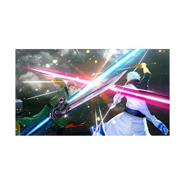 【PSVita】銀魂乱舞【早期購入特典】ゲーム...の紹介画像8