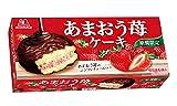 森永製菓 あまおう苺ケーキ 6個×6箱