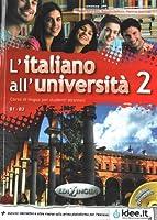 L'italiano all'universita: Libro + CD Audio 2 (Level B1-B2)
