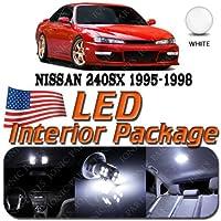 スーパーホワイト5ライト電球LED SMD内部パッケージ–日産240sx 1995–1998