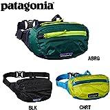 (パタゴニア) patagonia ボディーバッグ Patagonia Lightweight Travel Mini Hip Pack 1L ライトウェイト・トラベル・ミニ・ヒップ・パック 49446