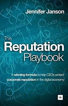 The Reputation Playbook by [Janson, Jennifer]