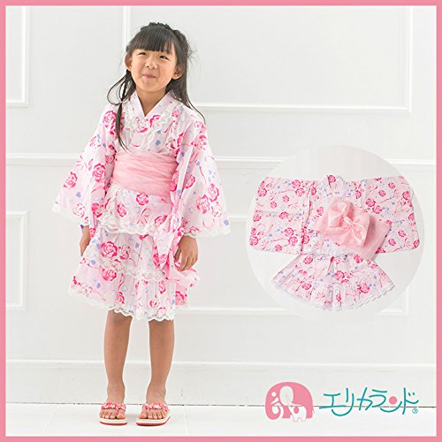 【ER2344P1】 浴衣 ドレス キッズ 女の子 セット ...