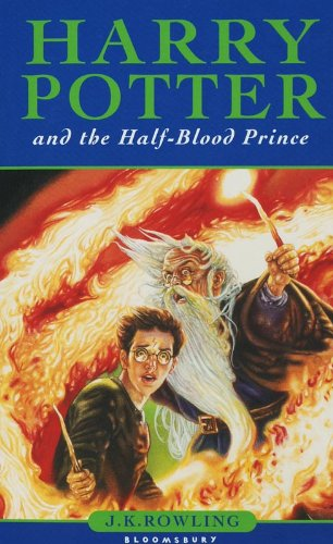 Harry Potter and the Half-Blood Prince [Children's edition]の詳細を見る