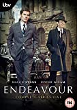 Endeavour Series 5 [DVD-PAL 日本語無し](輸入版) -新米刑事モース?オックスフォード事件簿? シーズン5-
