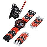 [レゴ ウォッチ]LEGO WATCH 腕時計 StarWars スター・ウォーズ Darth Vader 2907 STW DV 「並行輸入品」