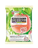 マンナンライフ 蒟蒻畑 白桃味 (25g×12個)×12袋