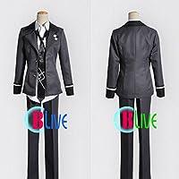 ●●サイズ選択可●●L0122LKL コスプレ衣装 DIABOLIK LOVERS ディアボリックラヴァーズ 無神ルキ 女性Lサイズ
