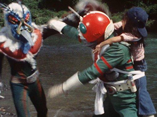 第38話「子連れV3 死のスカイダイビング!」