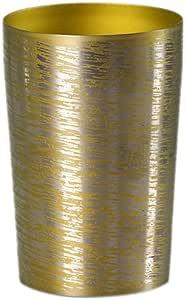 ホリエ チタン製 二重タンブラー 白樺 プレミアムライト ゴールド
