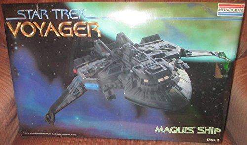 STAR TREK VOYAGER MAQUIS SHIP / スタートレック ヴォイジャー マキの宇宙船