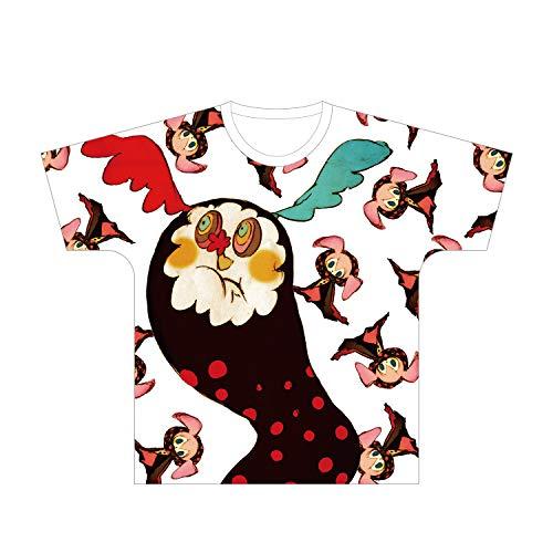 劇場版 魔法少女まどか☆マギカ お菓子の魔女 フルグラフィックTシャツ ユニセックス Mサイズ