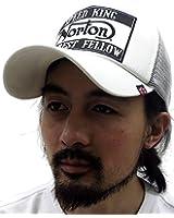 (ノートン) NORTON メンズ キャップ 帽子 ステッカー 刺繍 マーク アポロキャップ メッシュ 男女兼用 2color