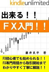 出来る!!FX入門!!: FX初心者でも始められる!!FX専門用語から取引開始までわかりやすく丁寧に解説!!