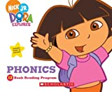 Dora the Explorer Phonics: 12 Book Reading Program