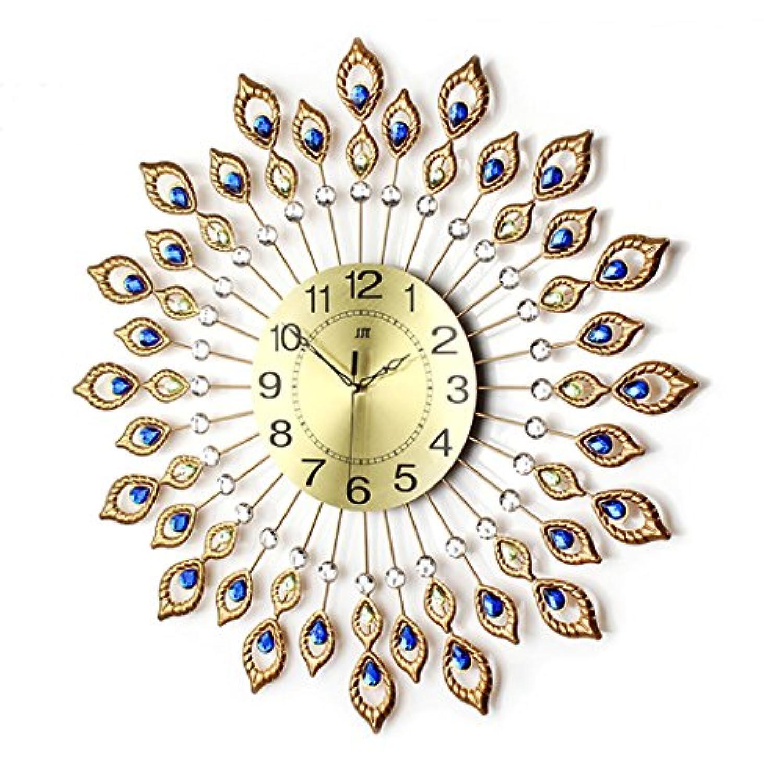 壁掛け時計 時計 掛け時計 壁時計 クロック ウォールクロック 壁掛け アンティーク おしゃれ 北欧 静か 壁飾り 【UNUSUAL】
