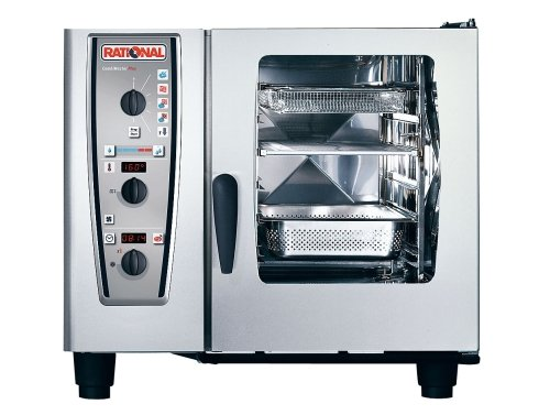 電気式スチームコンベクションオーブン コンビマスタープラスCMP61
