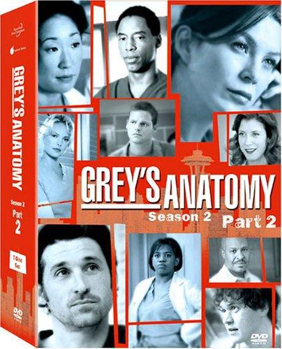グレイズ・アナトミー シーズン2 コレクターズBOX Part2 [DVD]の詳細を見る