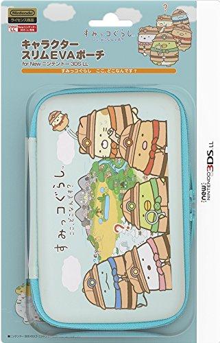 【任天堂ライセンス商品】new3DSLL用キャラクタースリム...