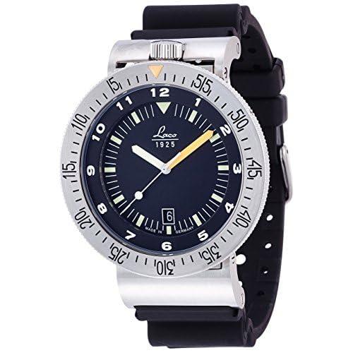 [ラコ]LACO 腕時計 ダイバー 20気圧防水 自動巻き 861633 メンズ 【正規輸入品】