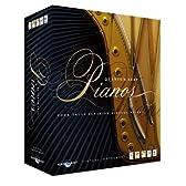 EastWest Quantum Leap Pianos Gold Edition アコースティック グランドピアノコレクション