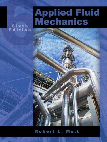 Download Applied Fluid Mechanics 0131146807