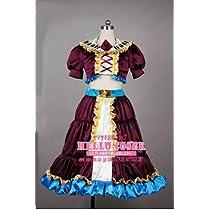 コスプレ衣装★VOCALOID(ボーカロイド)波音リツ公式 コスチューム---女性Mサイズ