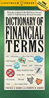 Dictionary of Financial Terms (Lightbulb Press)