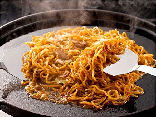 静岡B級グルメ 「富士宮やきそば」 (200gx3食、だし粉付x2パック (計6食)) 保存・調理に便利な冷凍個食タイプ 富士宮やきそば学会認定