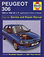 Peugeot 306 Petrol & Diesel 1993 - 1999 (K to T) (Update) (Haynes Service and Repair Manual Series)