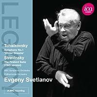 Symphony No. 1/Firebird Suite (1945 Version)