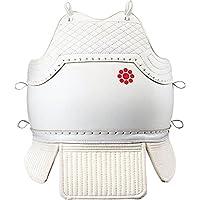 九桜 日本拳法 拳法胴(紐付き) 幼年用白仕立 R300DJSW