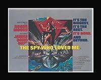 JAMES BOND (OFFICIAL) - Spy Who Loved Me Mini Poster - 30x40cm