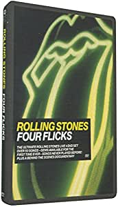 The Rolling Stones: Four Flicks [DVD] [Import]
