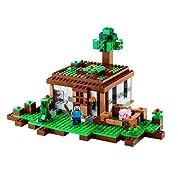 おもちゃ Lego レゴ Minecraft マインクラフト The First Night (21115) [並行輸入品]